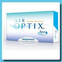 AIR OPTIX® AQUA 3 шт