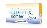 AIR OPTIX Night & Day® AQUA 3 шт