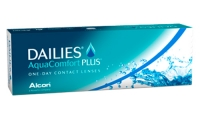 Dailies® AquaComfort Plus® 30 шт