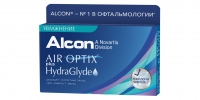 Air Optix® plus HydraGlyde 6 шт